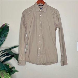 Gucci Uniform Tan Unisex Button down